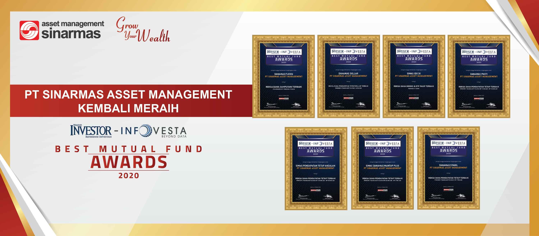 13 Penghargaan dari Majalah Investor dan Infovesta